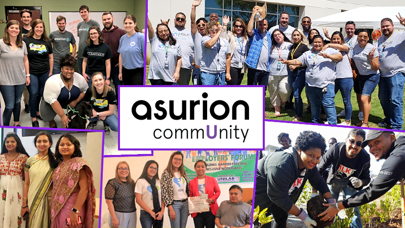 Diversity and Inclusion at Asurion
