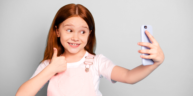 Right age to get a kid own phone