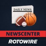 RotoWire_Fantasy_News_Center