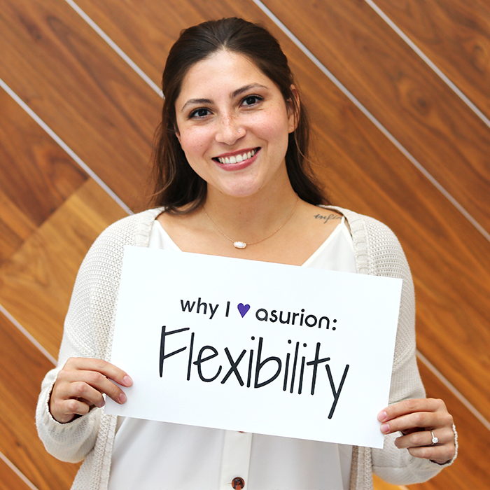 Asurion Great Place to Work Flexibility