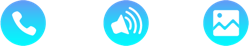Bixby voice sound and image icon