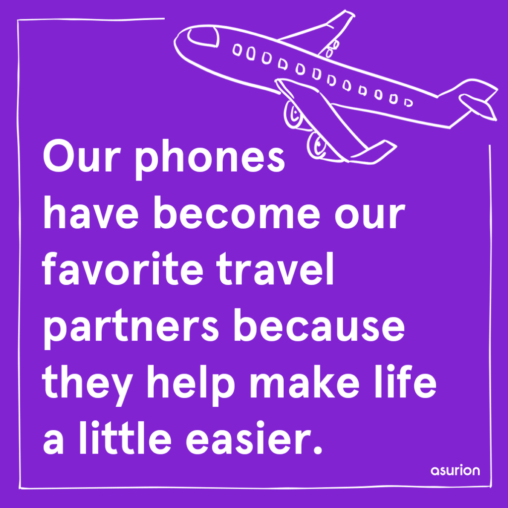 Phone Travel Apps