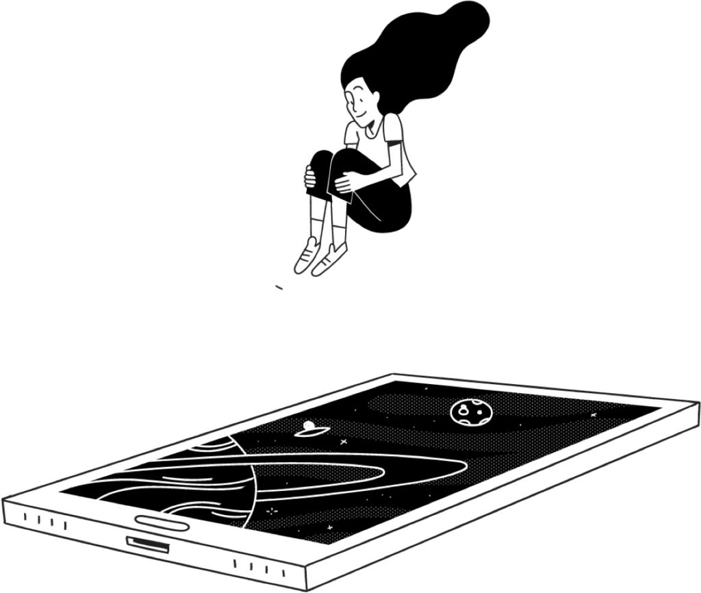 tablet-warranty-phone-dive-illustration