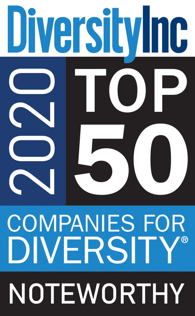 DiversityInc Noteworthy Company Logo