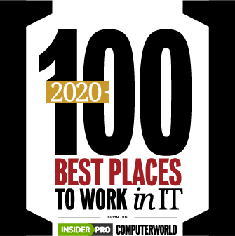 Computerworld Best Places to Work in IT Logo