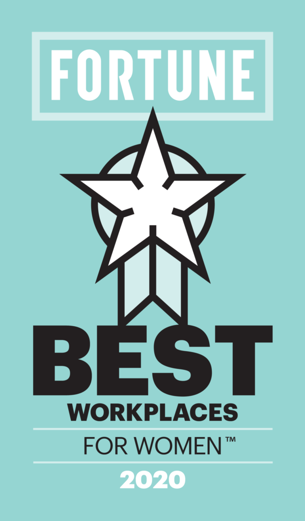 Fortune Best Workplaces for Women Award Logo